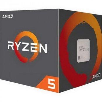 AMD Ryzen 5 1600 (3.2GHz 16MB 65W AM4) Box (YD1600BBAFBOX)