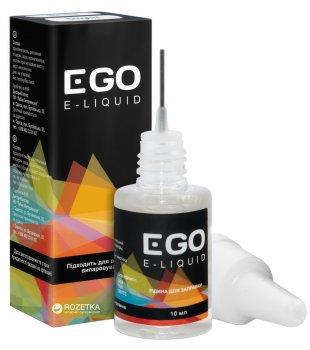 Жидкость для электронных сигарет Ego E-liquid 10 мл (Вишня)