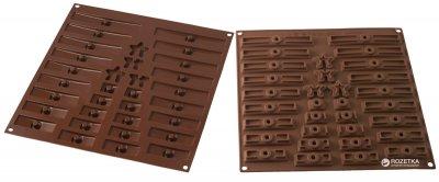 Форма Silikomart Елка 13x17.3 см для шоколада (C3D01)