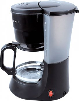 Капельная кофеварка MAXWELL MW-1650 BK