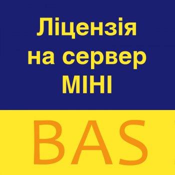 BAS Ліцензія на сервер МІНІ