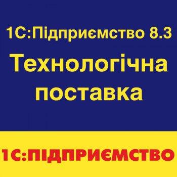1С:Підприємство 8.3. Технологічна постачання