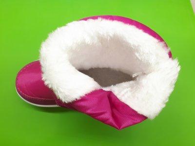 Дутики для девочек HENGJI-CUJQQ C1-8 Розовый