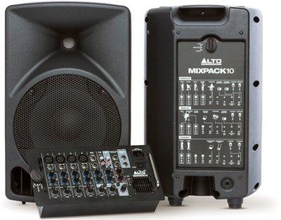 Alto Professional MixPack 10