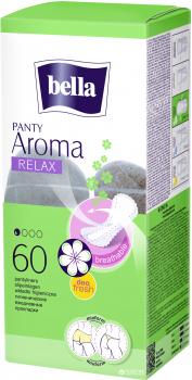 Ежедневные гигиенические прокладки Bella Panty Aroma Relax 50+10 шт (5900516311506)