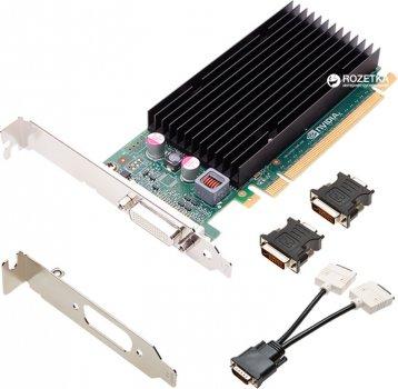 PNY PCI-Ex NVIDIA Quadro NVS 300 512MB GDDR3 (64bit) (1 x DMS-59) (VCNVS300X16DVI-PB)