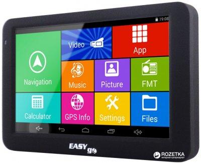 GPS навігатор EasyGo A505 Навітел