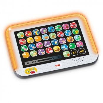 Интерактивная игрушка Fisher-Price Smart stages Умный планшет на украинском (FBR86)