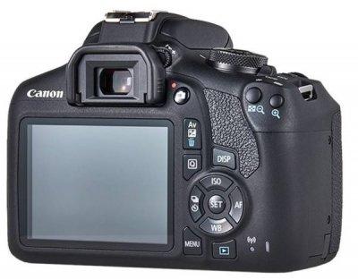 Canon EOS 2000D Kit 18-55mm IS II Black+Сумка+картка пам'яті 16gb