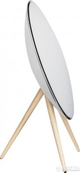 Акустична система Bang & Olufsen BeoPlay A9 White, incl. front cover, maple legs (2890-19)