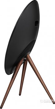 Акустична система Bang & Olufsen BeoPlay A9 Black, incl. front cover, walnut legs (2890-18)