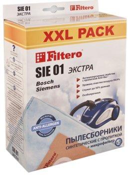 Набір пилозбірників FILTERO SIE 01 Extra XXL Pack