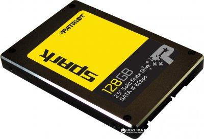 "Patriot Spark 128GB 2.5"" SATAIII TLC (PSK128GS25SSDR)"