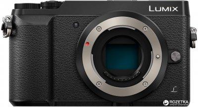 Фотоапарат Panasonic Lumix DMC-GX80 Kit 12-32mm Black (DMC-GX80KEEK) Офіційна гарантія!