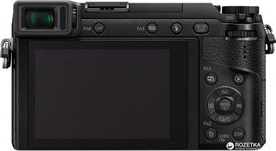 Фотоапарат Panasonic Lumix DMC-GX80 Body Black (DMC-GX80EE) Офіційна гарантія!