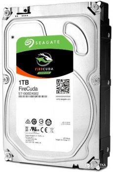 Жорсткий диск Seagate FireCuda SSHD 1TB 7200rpm 64MB ST1000DX002 3.5 SATAIII