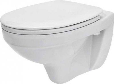 Туалет CERSANIT Унітаз підвісний DELFI без кришки в картоні (UA)