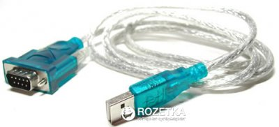 Кабель Patron USB - COM (RS232) 1 м (CAB-PN-USB-COM)