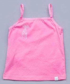Майка Модный карапуз 306-00002-0 Розовая