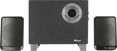 Акустична система Trust Evon Wireless 2.1 Speaker Set Black (TR21184)