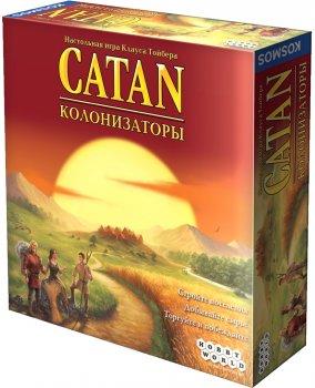 Настільна гра Hobby World Колонізатори 4-е російське видання (4620011815767)