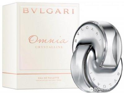 Туалетна вода для жінок Bvlgari Omnia Crystalline 65 мл (783320922565)