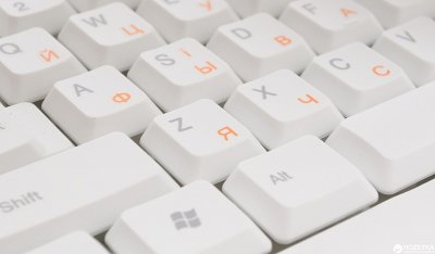 Клавіатура дротова Real-El Standard 500 USB