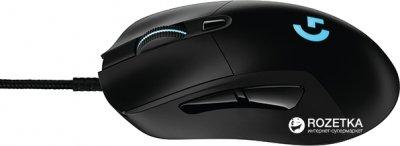 Мышь Logitech G403 Prodigy USB Black (910-004824)