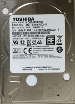 "Накопичувач HDD 3.5"" SATA 200GB Toshiba 8MB 4200rpm (MQ01AAD020C)_"