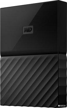 Жорсткий диск Western Digital My Passport 1TB WDBYNN0010BBK-WESN 2.5 USB 3.0 External Black