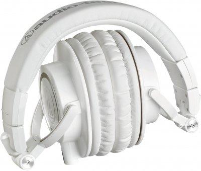 Навушники Audio-Technica ATH-M50x White