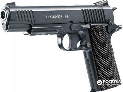 Пневматичний пістолет Umarex Colt Legends 1911 (5.8316)
