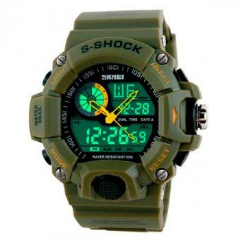 Чоловічі годинники Skmei Military