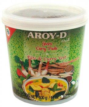 Паста карри Aroy-D Зеленая 400 г (016229906191)