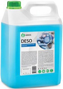 Засіб для миття та дезінфекції Grass Deso, 5 кг (125180)