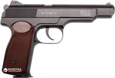 Пневматичний пістолет Gletcher APS BB (41153)
