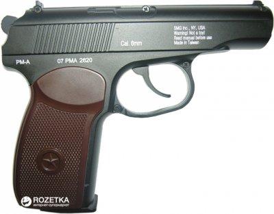 Пневматичний пістолет Gletcher PM-A (39975)