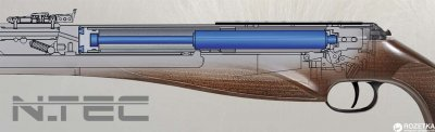 Пневматична гвинтівка Diana 340 N-TEC Panther Т06 (3770208)