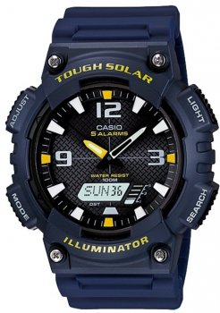 Чоловічий годинник Casio AQ-S810W-2AVEF