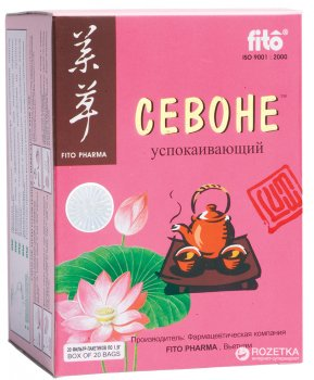 Чай Fito СЕВОНЕ 20 шт. х 1,5 г (8934711008067_27265)