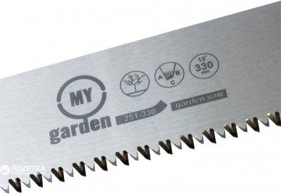 Пила My Garden садовая в чехле 33 см (251-330)