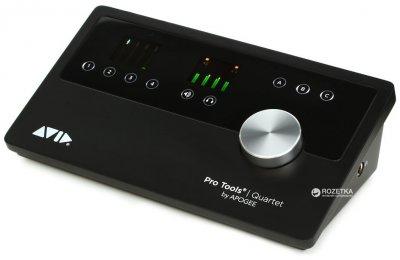 Аудіоінтерфейс Avid Pro Tools Quartet (221934)