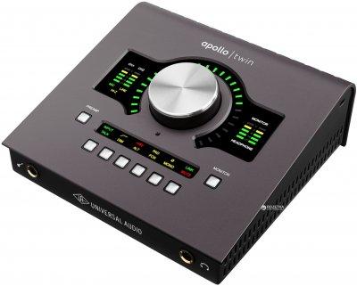 Аудіоінтерфейс Universal Audio Apollo Twin Solo (218936)