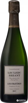 Шампанське Leclerc Briant Crayeres біле сухе органічне 0.75 л 12% (3465020000268)