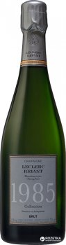 Шампанське Leclerc Briant Brut Millesime 1985 біле сухе органічне 0.75 л 12% (3465020000787)