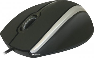 Мышь Defender #1 MM-340 Black-Grey (52340)