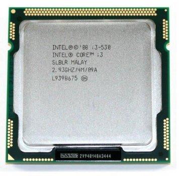 Б/У, Процесор, Intel® Core™ i3-530, 4 МБ, 2,93 GHz