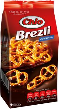 Соломка Chio фигурная Mini Brezli 80 г (4000522060311)