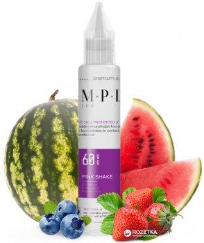 Жидкость для электронных сигарет SMPL 30 мл Pink Shake (Черника+Арбуз+Клубника)