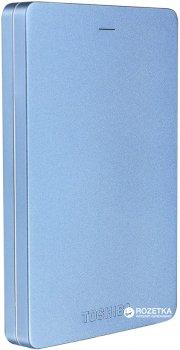 "Жорсткий диск Toshiba Canvio Alu 500GB HDTH305EL3AA 2.5"" USB 3.0 External Metallic Blue"